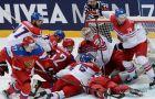 Сборная России в четвертьфинале ЧМ-2017 по хоккею сыграет с Чехией