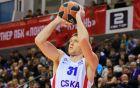 «ЦСКА» объявил о продлении контракта с Хряпой