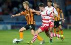 «Халл Сити» проиграл «Донкастеру» и вылетел из Кубка английской лиги