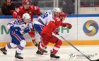 Хоккеисты «СКА» одержали 20-ю победу подряд в розыгрыше КХЛ-2017/18