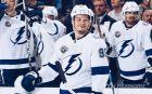 Сергачёв забросил 2 шайбы «Коламбусу» и признан 3-ей звездой дня в НХЛ