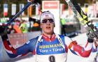 Йоханнес Бё стал победителем гонки преследования в Хохфильцене, Цветков – 6-ой