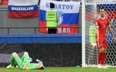 Сборная России проиграла Мексике и завершила выступление на Кубке конфедераций-2017