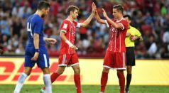«Бавария» обыграла «Челси» в рамках Международного кубка чемпионов