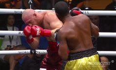Дортикос нокаутировал Кудряшова в четвертьфинальном бою суперсерии