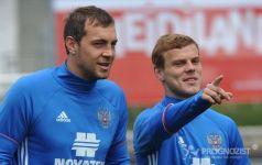 Кокорин вызван в ряды национальной сборной России, Дзюба – нет