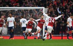 Арсенал победил Тоттенхэм в дерби Северного Лондона
