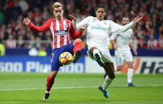 Атлетико и Реал не выявили победителя в мадридском дерби на Ванда Метрополитано