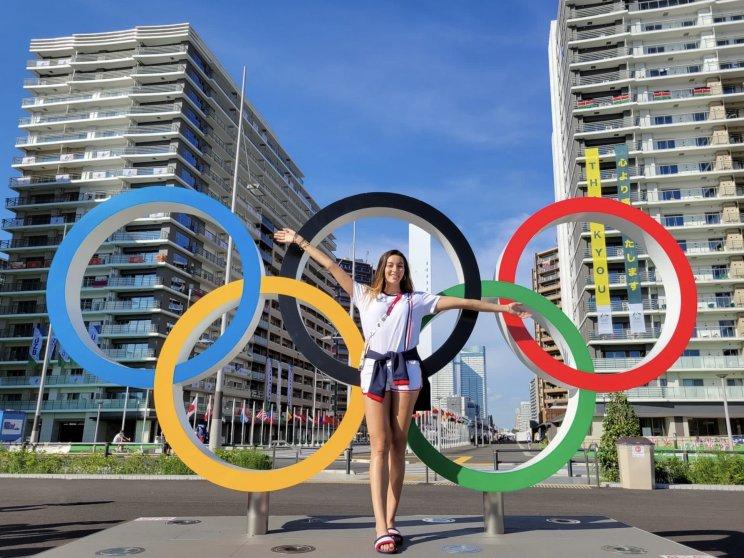 Олимпийские игры Токио-2020