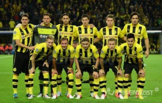 Футбольный команда боруссия дортмунд картинки