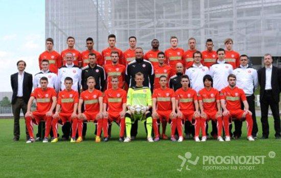 Футбольные команды дюссельдорфа