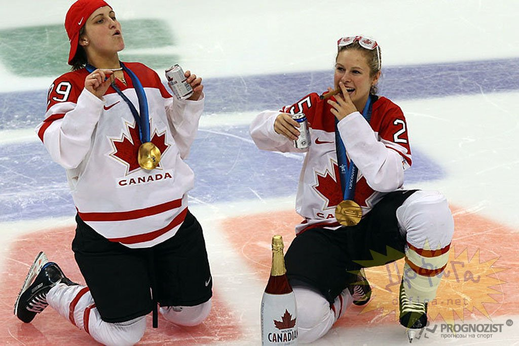 хоккейканада женьщины прогнозы сша олимпиада