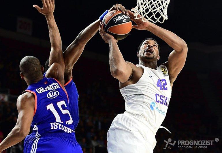 евролига на сегодня баскетбол прогноз мужчины