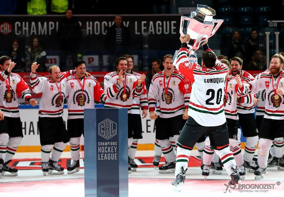 Хоккей лига чемпионов прогноз на