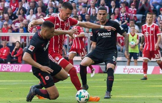 По какому каналу сегодня футбол бавария боруссия