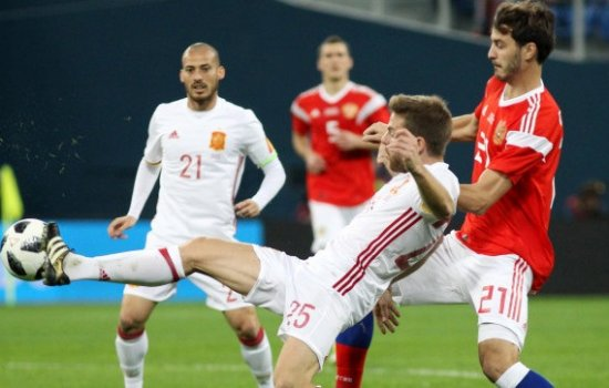 По какому каналу сегодня футбол россия испания